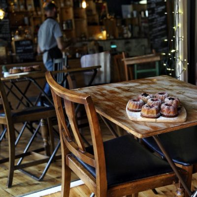 Vanilla Tree Coffee Shop