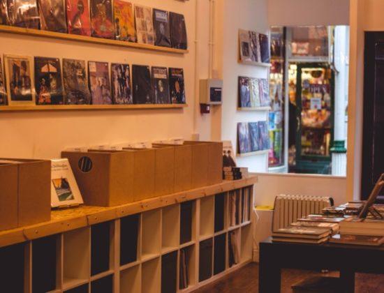 Slide Record Shop