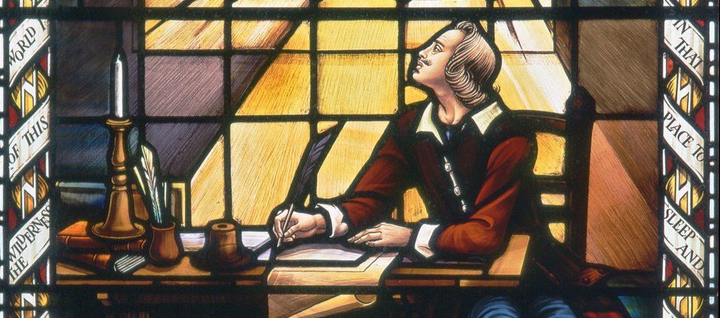 John Bunyan window