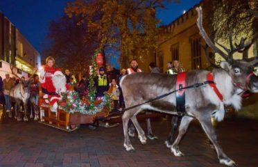 Christmas Bedford 2018
