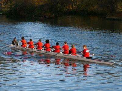 rowing in bedford
