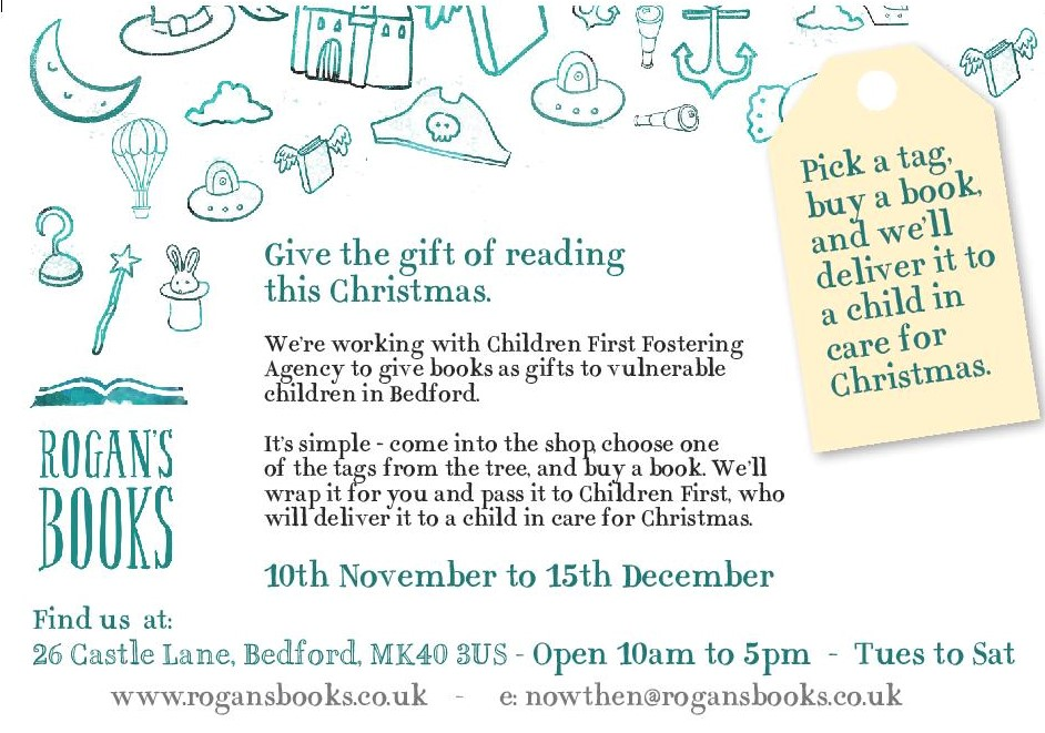 Give the Gift of a Book
