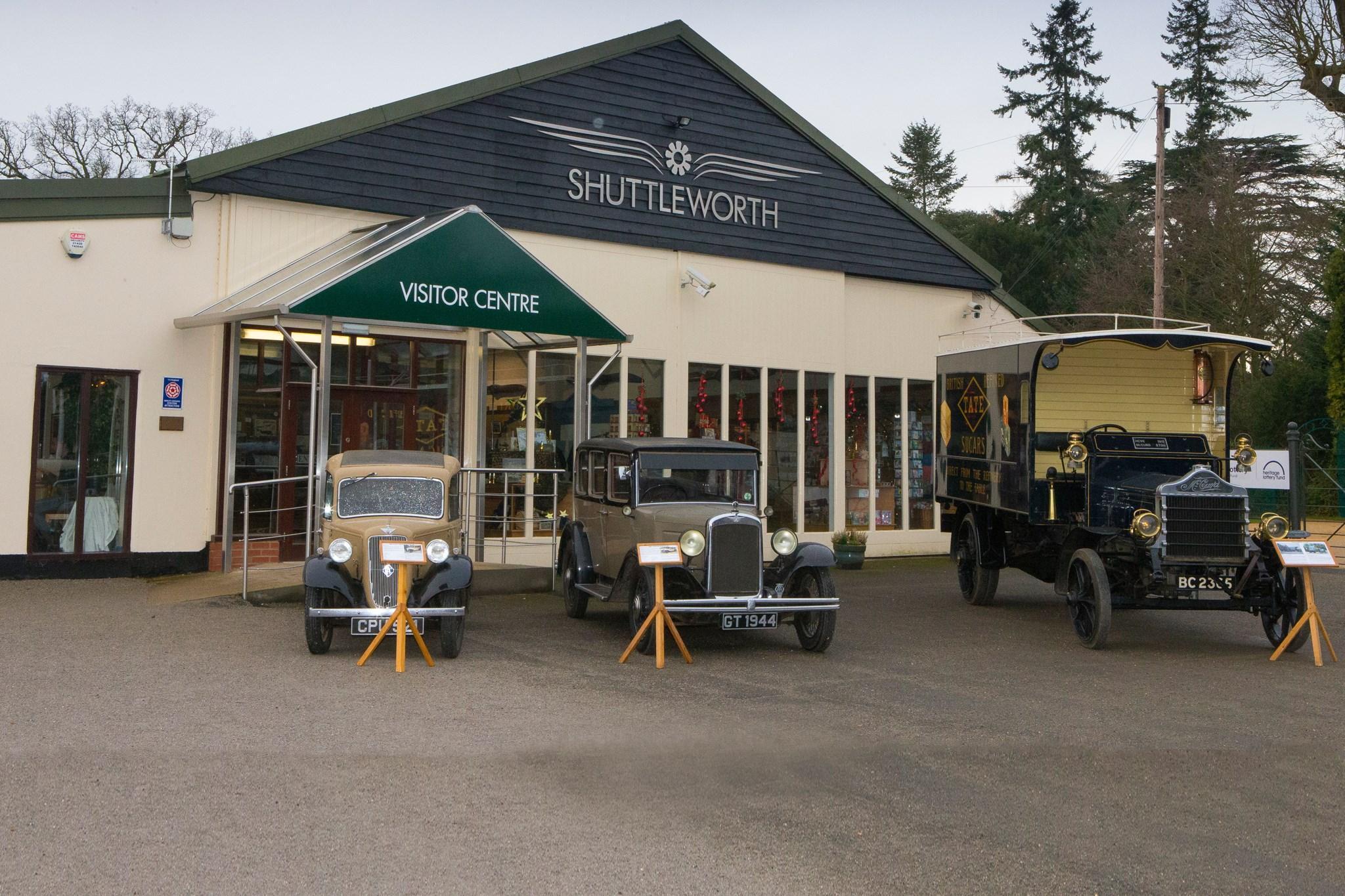 Shuttleworth Visitor Centre