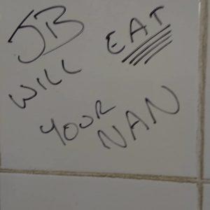 Esquires toilet