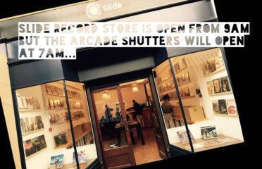 Slide Record Shop RSD19