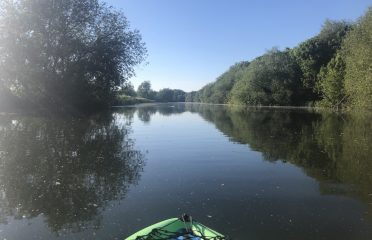 Ouse paddling
